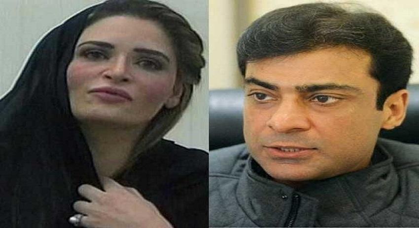 Photo of چیف جسٹس پاکستان نے حمزہ شہباز اور عائشہ احد کو کل طلب کرلیا