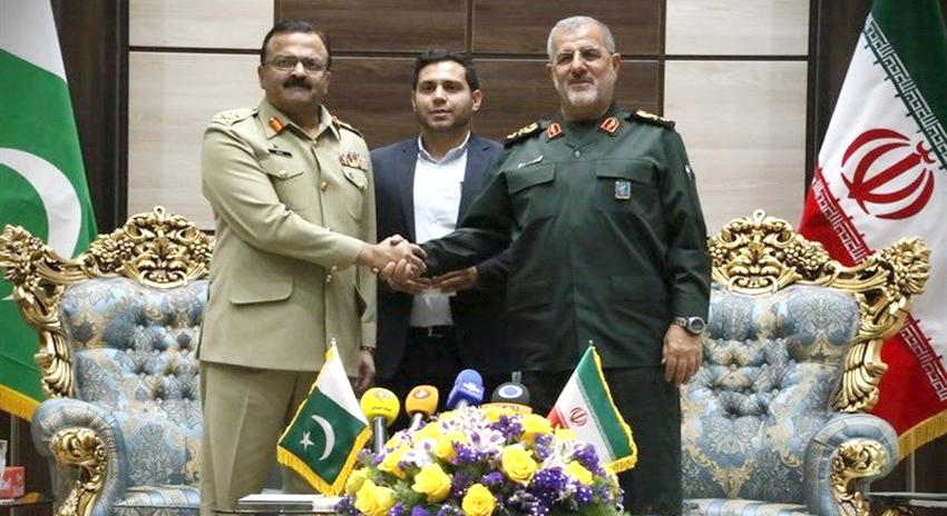 Photo of تہران: سپاہ پاسداران انقلاب اور پاک فوج کے درمیان دہشت گردی کے خلاف تعاون پر اتفاق