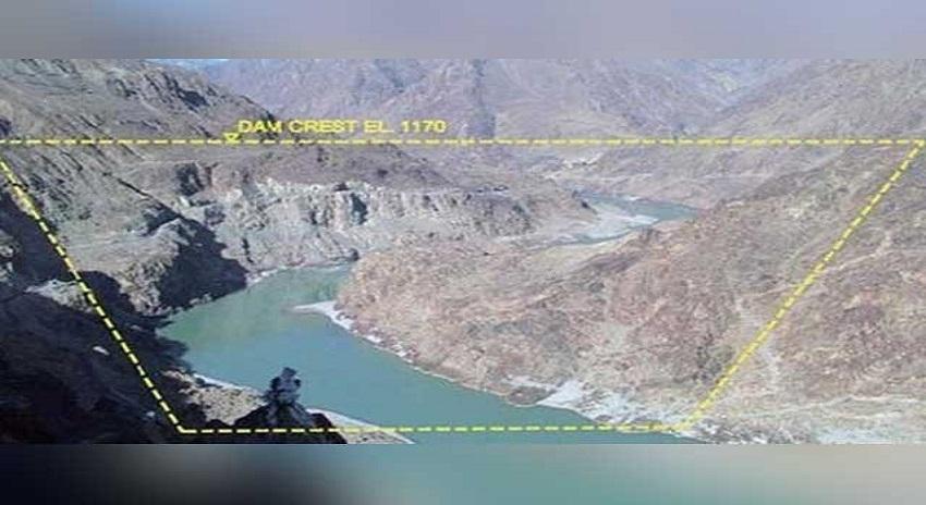 Photo of تربیلاڈیم کو پانی ذخیرہ کرنے کی انتہائی سطح 1550 فٹ تک مکمل طورپربھرلیاگیا