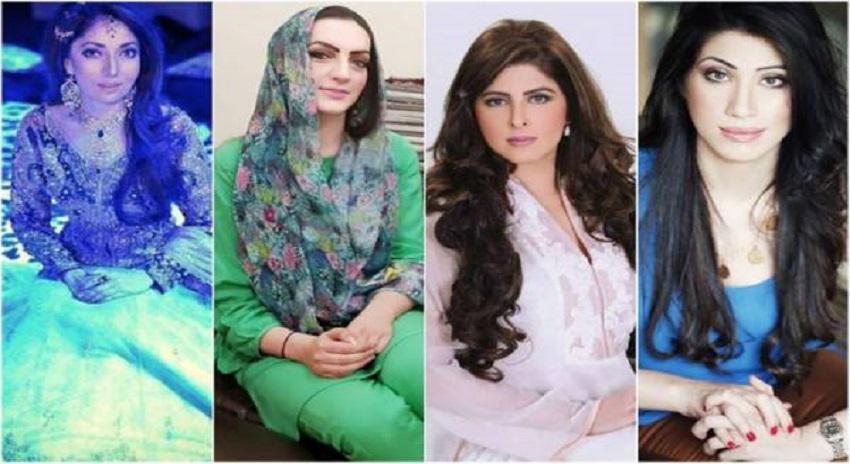 Photo of الیکشن2018میں حصہ لینے والی خوبصورت پاکستانی خواتین کی فہرست
