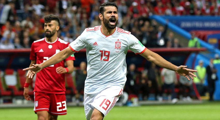 Photo of اسپین نے سنسنی خیز مقابلے کے بعد ایران کو 0-1 سے شکست دے دی
