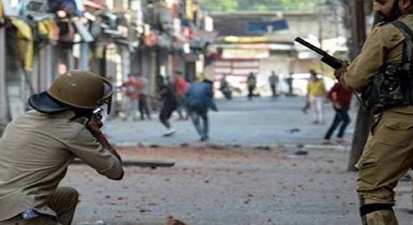 Photo of مقبوضہ کشمیر میں عید کے روز بھی بھارتی فوج کے مظالم، کشمیری نوجوان شہید