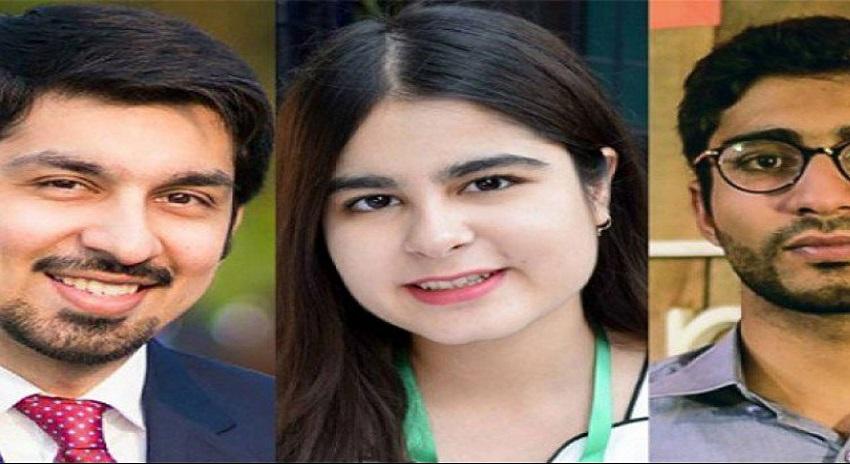 Photo of تین پاکستانی نوجوانوں کو ملکہ برطانیہ کے خصوصی ایوارڈ سے نوازا گیا