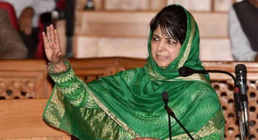 Photo of مقبوضہ کشمیر میں بھارتی مظالم کی انتہا،وزیر اعلیٰ مقبوضہ کشمیر محبوبہ مفتی نے بھارتی حکومت کو بڑا جھٹکا دے دیا