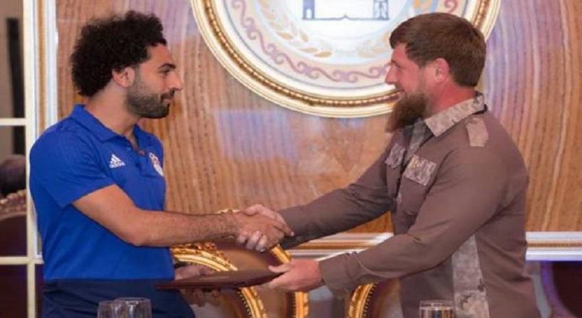 Photo of مصر کے محمد صلاح کو چیچنیا کی اعزازی شہریت مل گئی