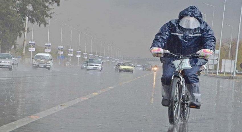 Photo of عید کے تیسرے روز ملک کے مختلف شہروں میں گرج چمک کے ساتھ تیز بارش