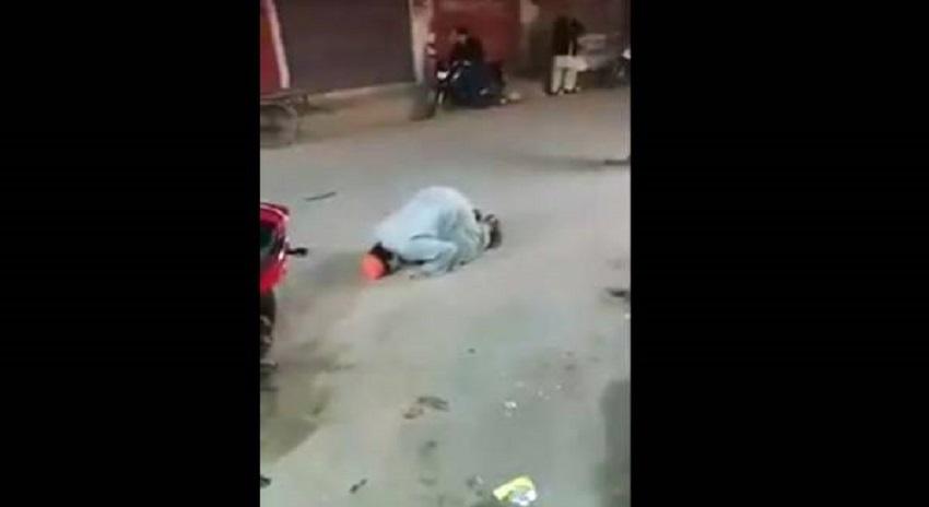 Photo of صحافی طلعت حسین نے بشریٰ بی بی کے سابق شوہر کی ایسی ویڈیو جاری کر دی کہ انٹرنیٹ پر آگ لگ گئی