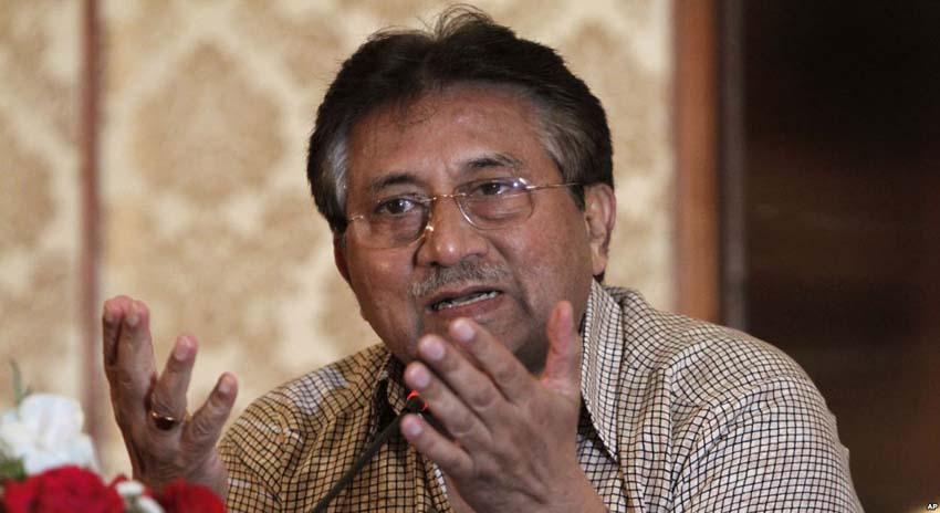 Photo of نون لیگ کی حکومت نے مجھے بیرون ملک جانے کی اجازت دی، پرویز مشرف