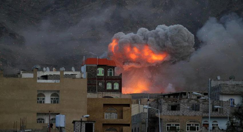 Photo of الحدیدہ پر سعودی عرب کی وحشیانہ بمباری کا سلسلہ جاری