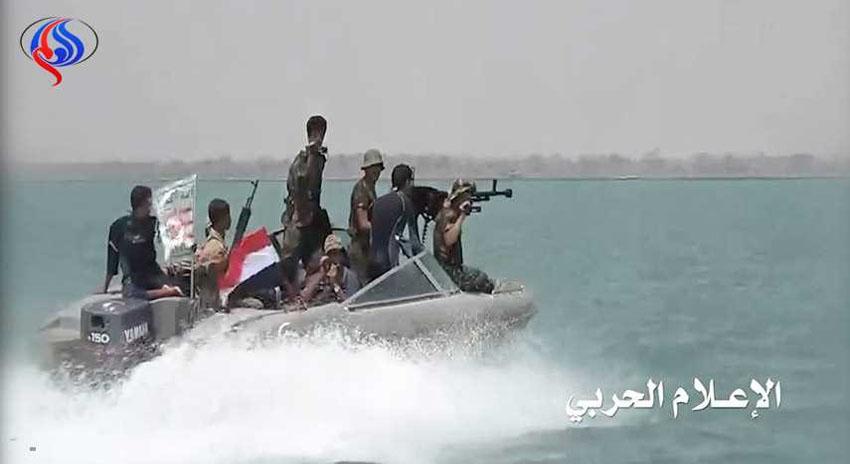 Photo of یمنی فورسز نے الحدیدہ کے ساحل پر دشمن کی کشتی پر قبضہ کرلیا