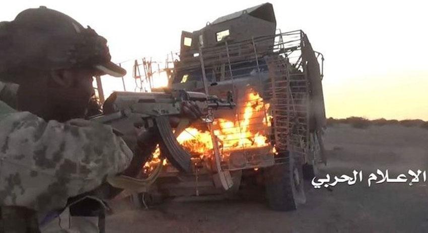 Photo of یمنی فورسز نے الحدیدہ پر حملہ آور سعودی اتحادی فوجیوں کو محاصرے میں لے لیا