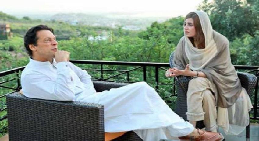 Photo of زرتاج گل سے عمران خان کی ملاقات، کپتان نے خاتون کو مبارکباد دیدی کیونکہ ۔ ۔ ۔ ایسی خبرآگئی کہ آپ بھی حیران رہ جائیں گے