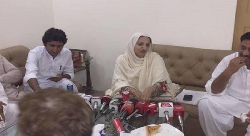 Photo of الیکشن کمیشن میرے حلقے میں ووٹوں کی دوبارہ گنتی کے احکامات دے ورنہ میں ۔۔۔سائرہ افضل تارڑ نے دھمکی دے دی