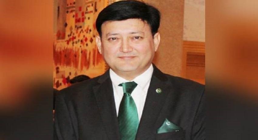 Photo of او پی سی گلف ریجن کے کوارڈی نیٹر عاصم ملک الیکشن میں حصہ لینے کیلئے پاکستان روانہ