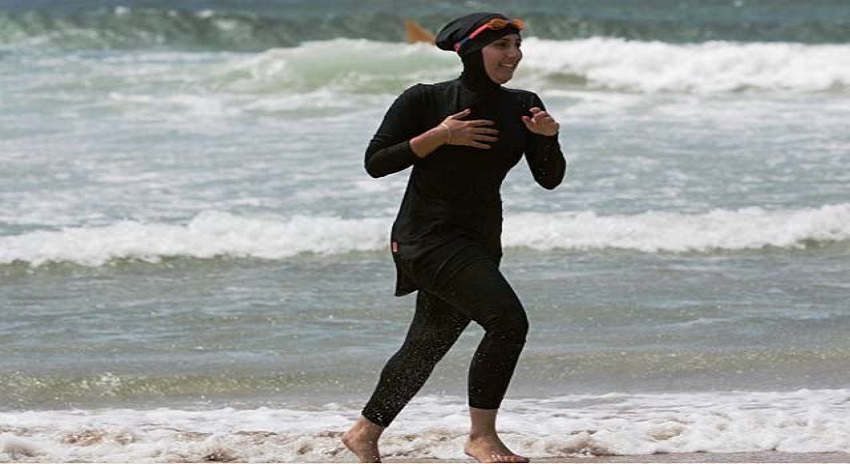 Photo of بیلجیئم؛ مسلم خواتین کے بروکینی پہن کر تیراکی کرنے پر عائد پابندی ختم