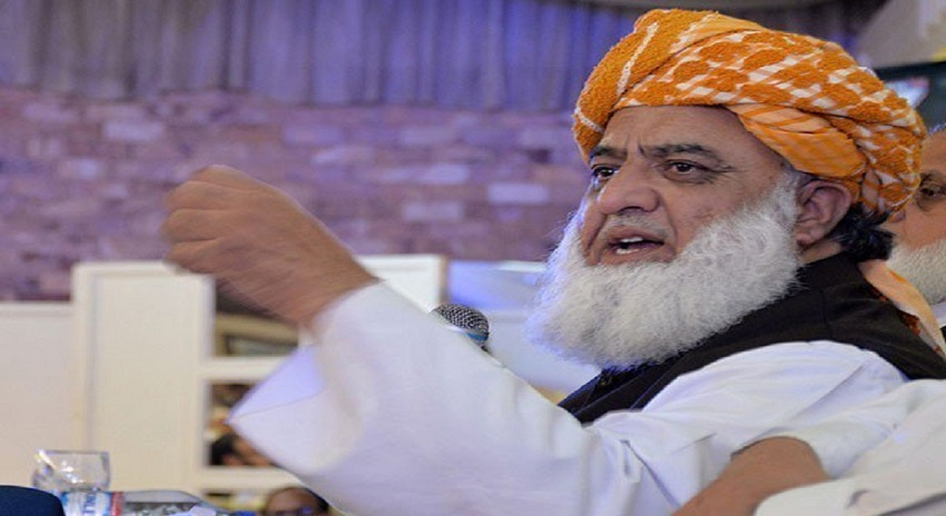Photo of یہ ٹوٹی کمر والے دہشتگرد، کھڑے کیسے ہوگئے، مولانا فضل الرحمن
