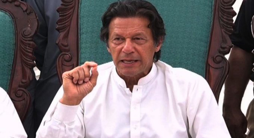 Photo of پی ٹی آئی کی اشتہاری مہم روکنے کا حکم: عمران خان کو نوٹس جاری
