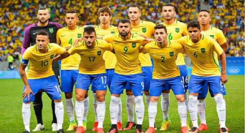 Photo of برازیلین ٹیم کی وطن واپسی،مداحوں کا انڈوں اور ٹماٹروں سے استقبال