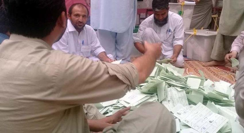 Photo of پولنگ ختم، نتائج کا انتظار، حکومت کون بنائے گا؟