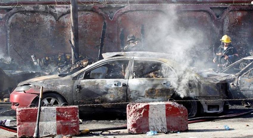 Photo of افغانستان میں سکھوں پر خودکش حملہ، 19 افراد ہلاک