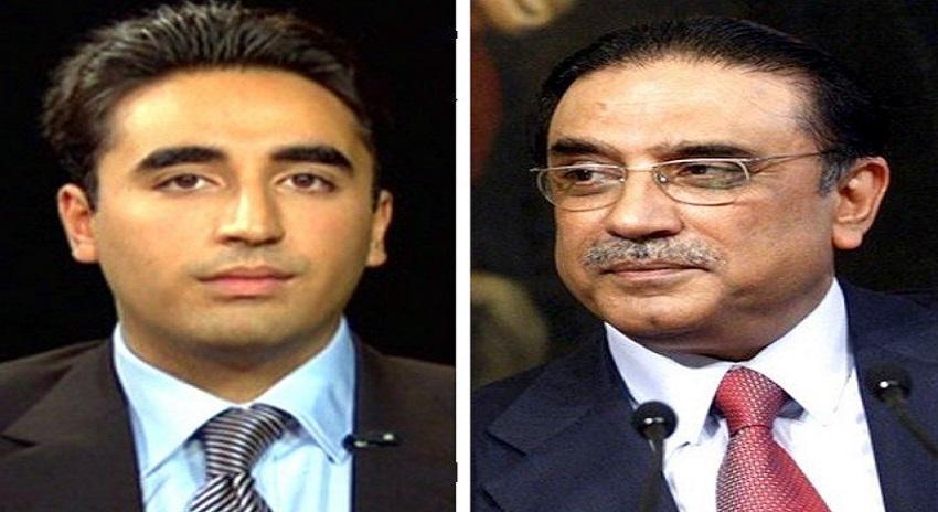 Photo of بلاول بھٹوزرداری اورآصف علی زرداری کی نااہلی کے لئے درخواست مسترد