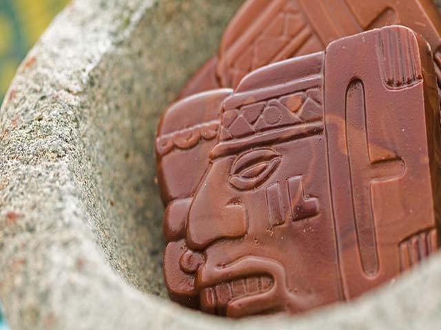 Photo of قدیم مایا تہذیب کی کرنسی 'چاکلیٹ کے سکے' تھے، ماہرین