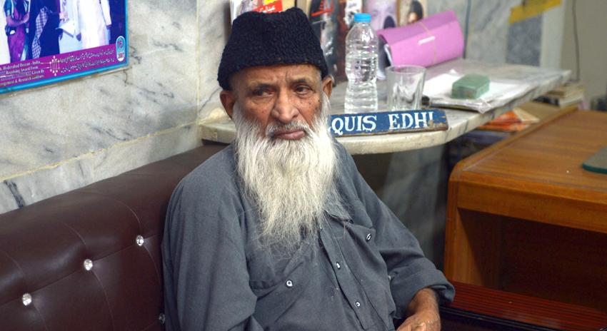 Photo of بابائے خدمت عبدالستار ایدھی کی دوسری برسی آج منائی جا رہی ہے