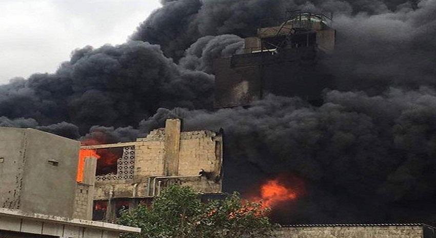 Photo of کراچی میں فیکٹری میں لگنے والی آگ بے قابو، کئی فائر فائٹرز زخمی