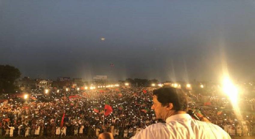 Photo of تحریک انصاف آج سیالکوٹ، فیصل آباداورجھنگ میں عوامی طاقت کا مظاہرہ کرے گی
