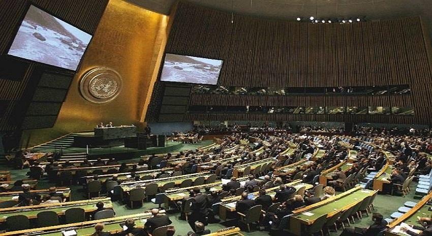 Photo of جموں و کشمیرمتنازع علاقہ؛ پاکستان نے اقوام متحدہ میں اٹوٹ انگ کا بھارتی دعویٰ پھر مسترد کردیا