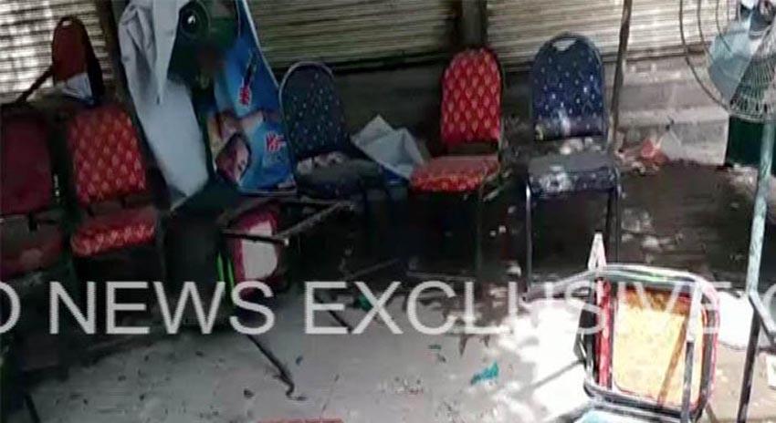 Photo of لاڑکانہ، بلاول بھٹو کے حلقے میں پی پی کیمپ پر کریکر حملہ، 3 افراد زخمی