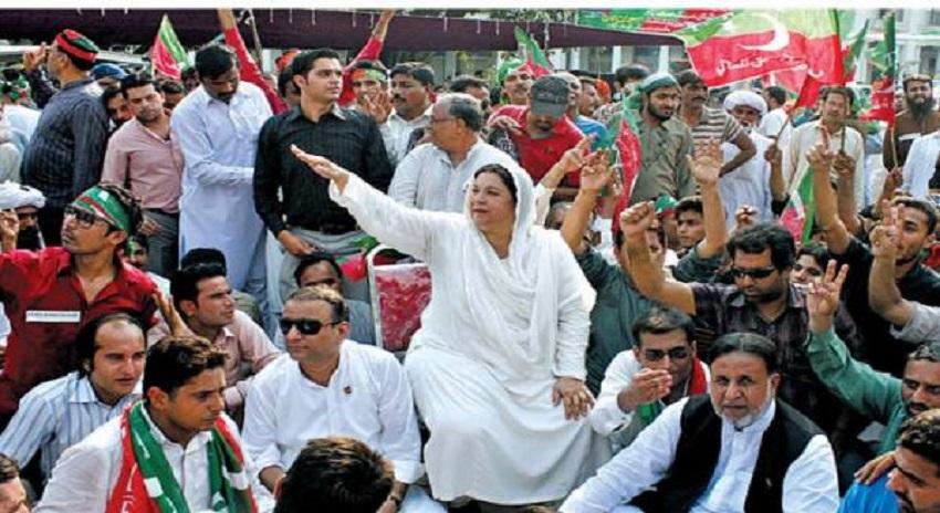 """Photo of """" عمران خان کو یہ کام نہیں کرناچاہیے تھا """" یاسمین راشد نے ہی عمران خان کو زور دار جھٹکا دیدیا ، کھل کر سامنے آ گئیں"""