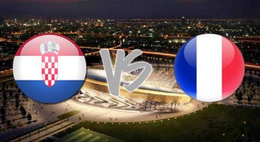 Photo of فٹبال ورلڈ کپ کا فائنل آج فرانس اور کروشیا کے درمیان رات 8 بجے کھیلا جائے گا