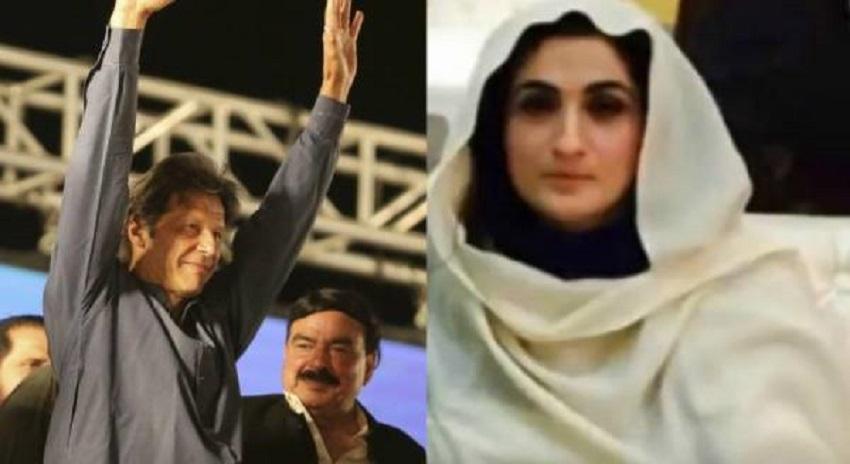 Photo of عمران خان کی فتح ،بشری بی بی کی دوست بھی میدان میں آگئی