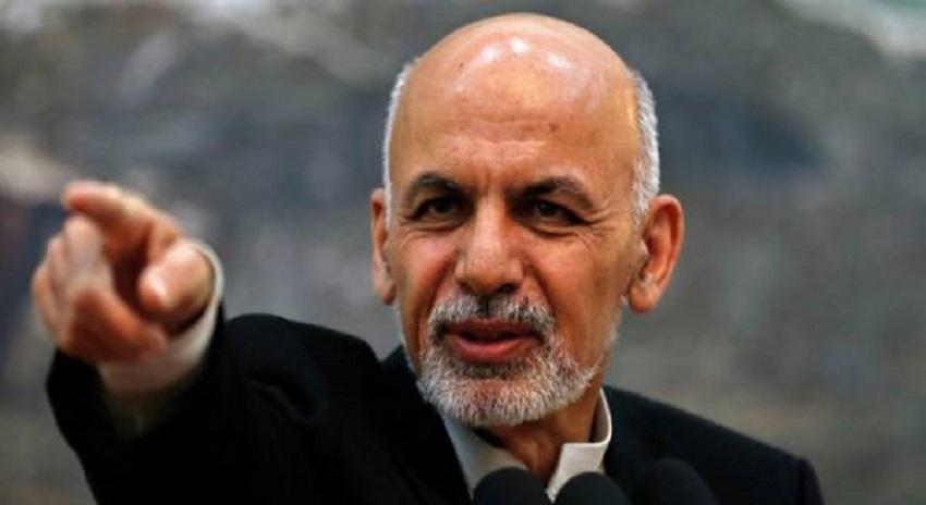 Photo of افغان صدراشرف غنی کاعمران خان کوٹیلی فون، الیکشن جیتنے پر مبارکباد دی