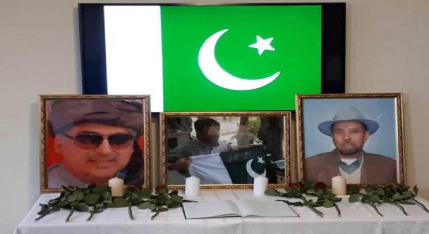 Photo of قومی انتخابات کے دوران دہشت گردی کا نشانہ بننے والے شہدا کے لئے پاکستانی سفارت خانہ ماسکو میں فاتحہ خوانی کی تقریب