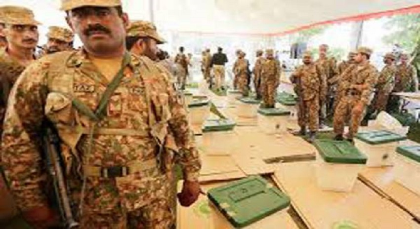 Photo of پاک فوج کے افسروں اور جوانوں نے اپنا ووٹ کس کوڈالا ؟ انتہائی حیرت انگیز بات کہ سوچ کر دنگ رہ جائیں گے