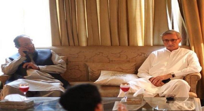 Photo of جہانگیر ترین کی چوہدری برادران سے ملاقات، وزیراعلیٰ پنجاب کے انتخاب پر مشاورت