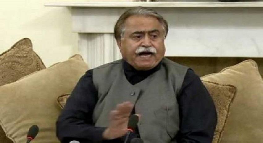 Photo of قوم خان صاحب کی باتیں نہیں عمل دیکھنا چاہتی ہے:مولا بخش چانڈیو