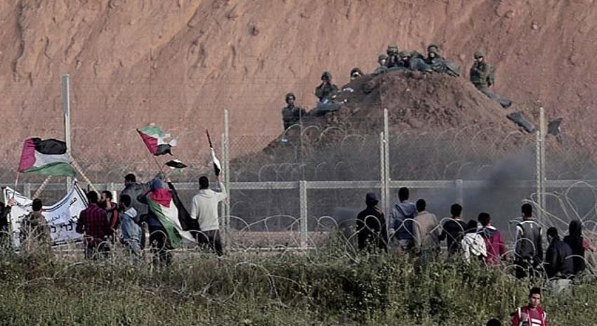 Photo of غزہ میں اسرائیلی فوج کی فائرنگ سے 2 فلسطینی نوجوان شہید