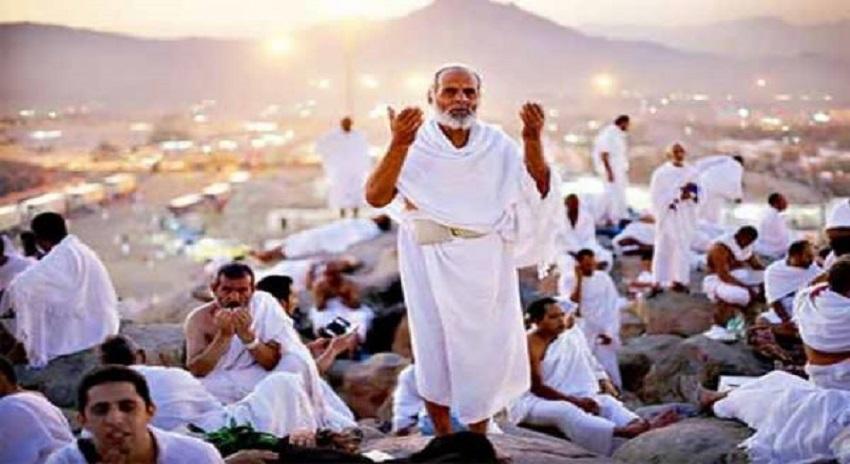 Photo of عازمین حج کی منیٰ روانگی شروع ، 9 ذی الحج کو میدان عرفات روانہ ہوں گے