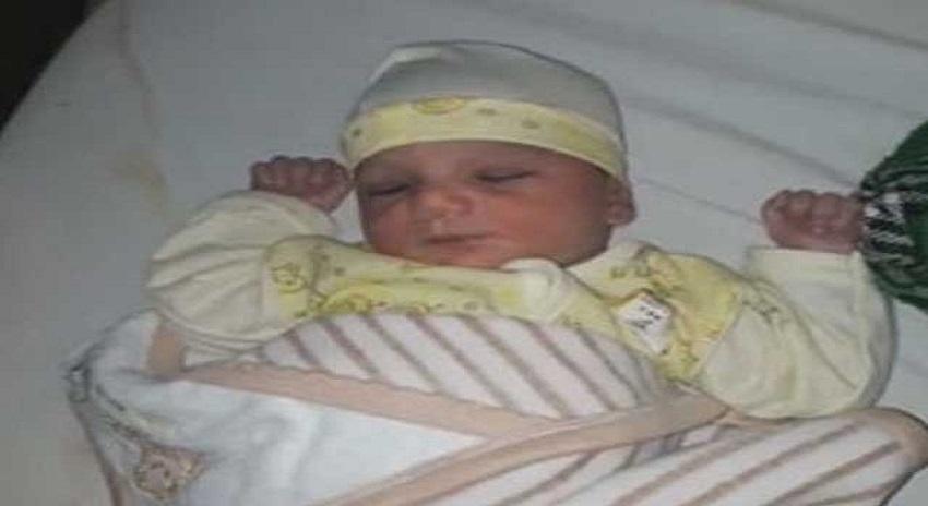 Photo of لاہور میں جناح اسپتال سے 2 دن کا بچہ اغوا