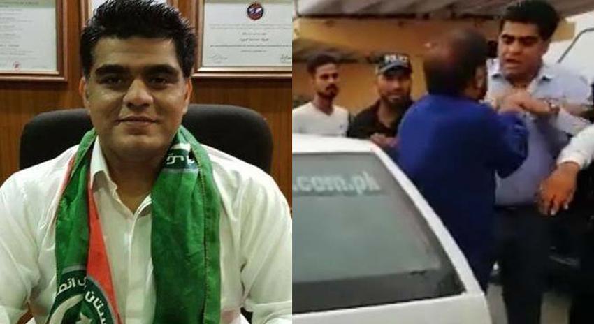 Photo of تحریک انصاف کے عمران شاہ کو5 لاکھ روپے جرمانہ، 20 مریضوں کا مفت علاج کرنے کی سزا