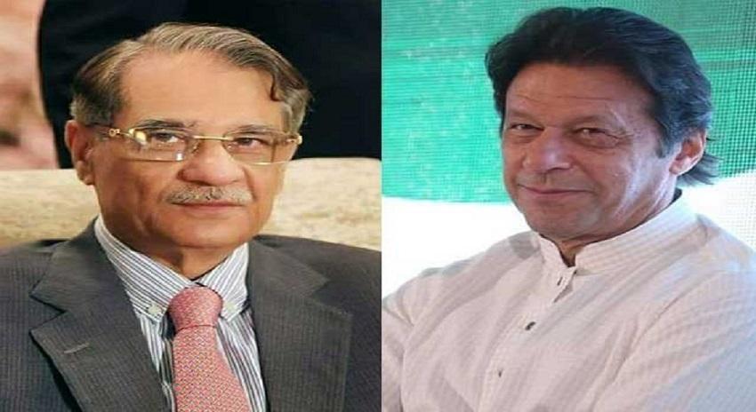 Photo of بنی گالا تجاوزات کے معاملے کو اب عمران خان خود دیکھیں، سپریم کورٹ
