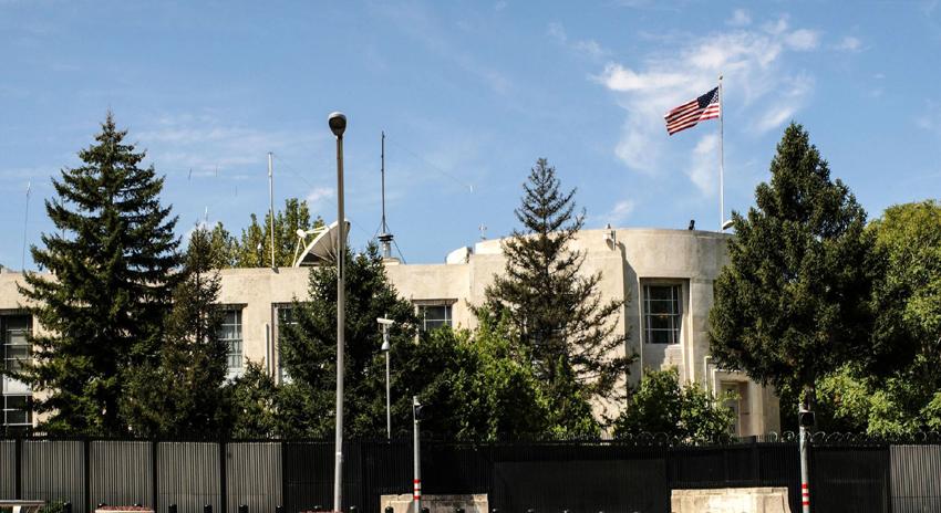 Photo of ترکی میں امریکی سفارت خانے پر فائرنگ