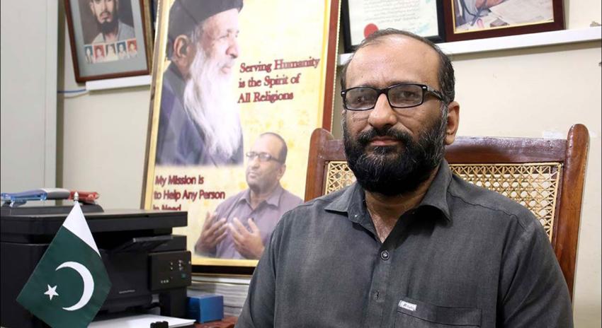 Photo of فیصل ایدھی کا پی ٹی آئی کا جرمانہ لینے سے انکار
