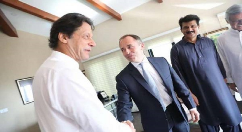 Photo of منی لانڈرنگ کے ذریعے برطانیہ منتقل کی گئی دولت واپس لانا ہمارا عزم ہے : عمران خان