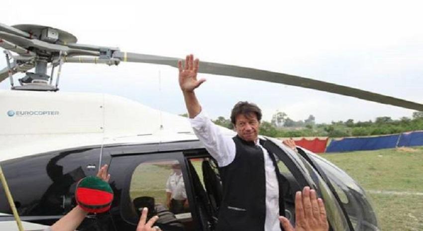 Photo of سرکاری ہیلی کاپٹر کے استعمال کا کیس ،نیب نے عمران خان کو طلب کرلیا