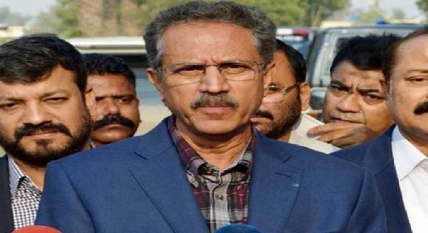Photo of تحریک انصاف سے معاہدہ کرنے کے علاوہ کوئی آپشن نہیں تھا،میئر کراچی