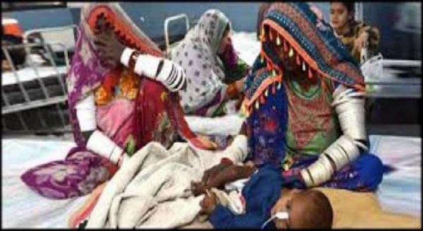 Photo of مٹھی میں غذائی قلت سےمزید7 بچے جاں بحق